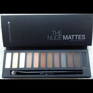 Paula's Choice The Nude Mattes palette